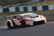 スーパーGT:マネパ ランボルギーニのマルコ・マッペリ、GT300デビュー戦で初ポール
