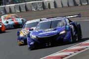 TEAM KUNIMITSU スーパーGT第1戦岡山 レースレポート