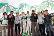 D'station Racing スーパーGT第1戦岡山 レースレポート