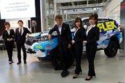 WRC参戦に向けた一歩となるか。俳優の哀川翔、6年ぶりにアジアクロスカントリーラリー参戦