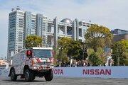 週末開催のモータースポーツジャパン、荒天で日曜開催中止。土曜日も会期短縮