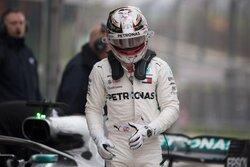 画像:ハミルトン予選4番手「遅くなった理由が分からない。明日フェラーリに挑戦できることを願う」メルセデス F1中国GP土曜