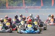 全日本カートOKシリーズ 2018年第1戦/第2戦 レースレポート