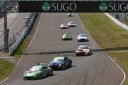 【順位結果】スーパー耐久第2戦SUGO・グループ1決勝レース結果/777号車が逆転優勝。ホンダ・シビックTCRが開幕2連勝飾る