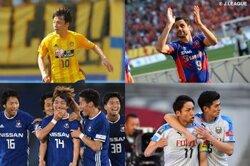 画像:FC東京、名古屋に競り勝ち2位キープ…仙台vs札幌はドロー決着、川崎は3連勝/J1第11節
