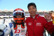 "FIA-F4:富士大会で角田裕毅が""匠""ぶりを発揮。2戦連続のポールトゥウィン"