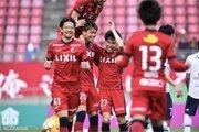 鹿島、3発快勝で公式戦9試合無敗! FC東京は手痛いリーグ戦5連敗