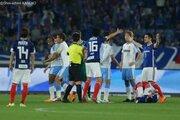 磐田DFギレルメ、6試合出場停止の追加処分…相手選手やスタッフに暴行