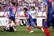 FC東京がリーグ戦無敗継続…久保建英の芸術的ボレーで磐田に完封勝利