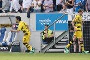 香川、約3カ月ぶりの公式戦出場…シュールレとの交代で15分ほどプレー