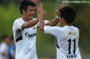 星野秀平が2ゴールの活躍、アルビ新潟Sが無傷の開幕7連勝