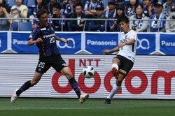 画像:G大阪、浦和とスコアレスでホーム5連勝ならず…代表3選手は先発フル出場