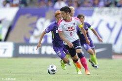 画像:C大阪、途中出場の高木俊幸の2ゴールで完封勝利! 首位・広島は今季2敗目