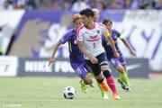 C大阪、途中出場の高木俊幸の2ゴールで完封勝利! 首位・広島は今季2敗目