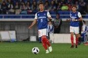 横浜FM、MF喜田の負傷を発表…ルヴァン杯新潟戦で負傷、全治4週間