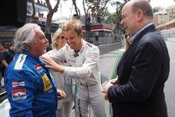 画像:貴重な親子チャンピオンのイベント走行、またどこかでぜひ/F1モナコGP現地情報