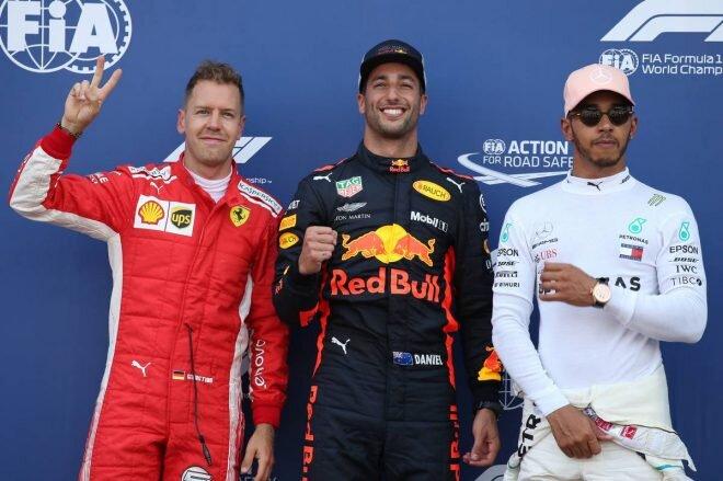 画像:F1第6戦モナコGP 予選トップ10ドライバーコメント