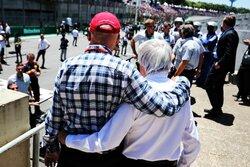 画像:元F1最高責任者エクレストン、ラウダの葬儀には参列せず「ニキは私のなかで生き続けている」