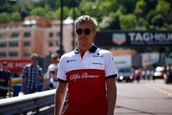 画像:エリクソン「予想通りの難しいレース。それでも自分の結果には満足している」/ザウバー F1モナコGP日曜