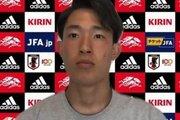 """U-24日本代表の谷晃生、同世代GKとの競争に意欲「高め合っていけたら」 OA枠との""""融合""""にも言及"""