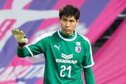 韓国代表選出のC大阪GKキム・ジンヒョンが抱負「夢にまで見たW杯に…」