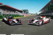 TOYOTA GAZOO Racing、ル・マン24時間バーチャルの参戦カラーとドライバーたちの意気込みを発表