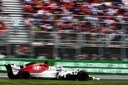 画像:エリクソン「とても厳しいレース。まだ改善の余地がある」:ザウバーF1カナダGP日曜