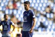 福岡がFWトゥーリオ・デ・メロの契約解除を発表…現役引退も視野に