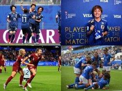 画像:なでしこはD組2位…次戦相手イングランドが連勝で突破決定/女子W杯GS第2節