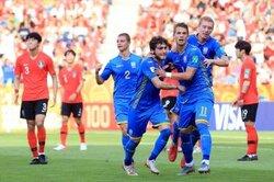 画像:ウクライナが初のU−20W杯制覇! アジア勢初の頂点目指した韓国退ける