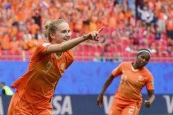 画像:FWミデマーが60得点の大台到達…22歳でオランダ女子代表の歴代最多記録を更新