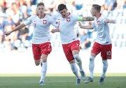 東京五輪の出場国が決まるU21ユーロ開幕!…初戦はポーランドがベルギーに逆転勝利