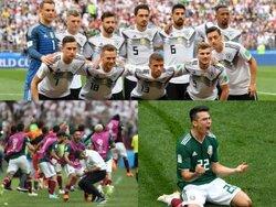 画像:王者ドイツが黒星発進…メキシコの歴史的勝利を5つのポイントで振り返る