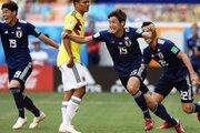 """【コラム】夢のW杯初得点で勝利に導いた大迫勇也、""""半端ない男""""が示した4年間の成長"""