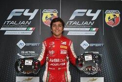 画像:プレマ・セオドール・レーシング イタリアF4第4戦イモラ レースレポート