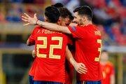 U-21スペイン代表、ポーランドに5発快勝でベスト4進出…東京五輪出場決定