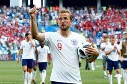 画像:ケイン、W杯でのハットトリックはイングランド史上3人目…得点ランク首位に