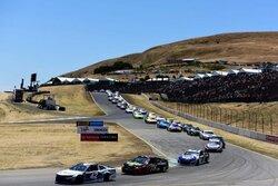 画像:NASCAR:TOYOTA GAZOO Racing 第16戦ソノマ レースレポート