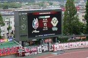 Jリーグ25年の歴史で3例目…62分からの再開試合はスコア動かず東京Vが勝利