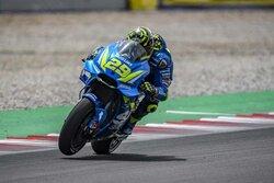 画像:MotoGP:イアンノーネ、アッセンのレイアウトは「スズキに合っていると思う」