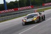 スーパーGT第4戦:GT300予選トップのランボルギーニに違反? 正式リザルトが発表されず