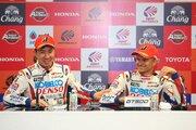スーパーGT:小林可夢偉「来るまで勝てると思ってなかったのが本音」/GT500優勝会見