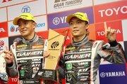スーパーGT:平中克幸「手ごたえを感じながらの予選と決勝」/GT300優勝会見