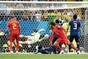 日本、ベスト16の壁超えられず…ベルギーに2点先行も悪夢の逆転負け
