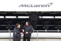 画像:マクラーレンが大規模な組織再編。「不振の原因はチームの現システムと体制」とCEOブラウン
