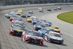 画像:NASCAR:TOYOTA GAZOO Racing 第17戦シカゴ レースレポート