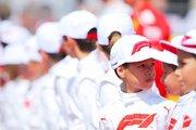 F1日本GPでグリッドガールに代わる『グリッドキッズ』の募集が開始。10名を一般公募で選出