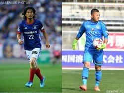画像:Jリーグが6月の月間MVPを発表…J1は140試合連続フル出場の中澤、J2は湘南の守護神・秋元