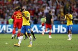 画像:敗退を受けブラジルメディアの反応は?「痛すぎる敗戦」「何もできなかった」