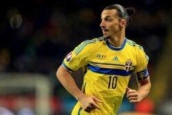 画像:「信じている」イブラヒモヴィッチ、イングランドに挑むスウェーデン代表に期待
